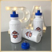 20 Garrafas Squeeze personalizada para brindes de festa aniversário infantil lembrancinhas para crianças