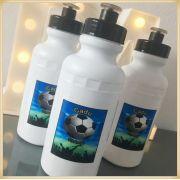 50 Garrafas Squeeze personalizada para brindes de festa aniversário infantil lembrancinhas para crianças