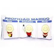 Almofada Palito Personalizada Profissão Marido