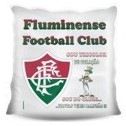 Almofada Quadrada Personalizada do Fluminense