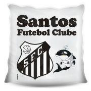 Almofada Quadrada Personalizada do Santos
