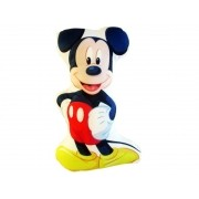 Kit de 10 Almofadas Recortada Personalizada Cute Mickey e sua Turma