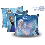 Kit de 10 Almofadas Coloridas Personalizadas Frozen