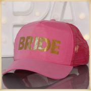 Boné personalizado Despedida de solteira Acessório para noiva e madrinhas de casamento, Chá de lingerie, chá bar, team bride, Squad Bride, time da noiva