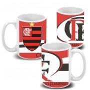 Caneca de Porcelana Personalizada do Flamengo
