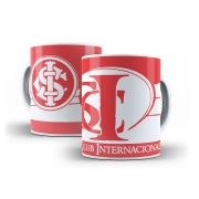 Caneca de Porcelana Personalizada do Inter