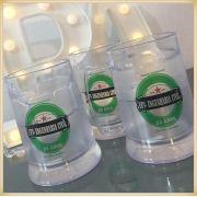 Canecas de gel personalizadas Formatura - acrílico qualidade, ótimo acabamento, sistema de congelamento, parede dupla, 340 ml. - kit 15 unidades