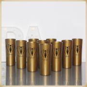 Copos de acrílico para lembrancinhas de casamento brindes para padrinhos - Kit com 10 unidades