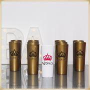 Copos de lembrancinhas de casamento brindes para Noiva e Madrinhas - Kit com 11 unidades