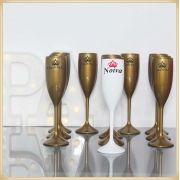 Taças de acrílico para Casamento Lembrancinhas para madrinhas e noivas - Kit com 11 unidades