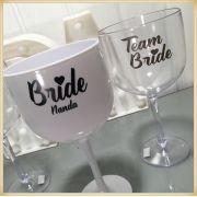 Taças de Gin personalizadas Casamento - kit com 20