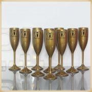 Taças para Casamento Lembrancinhas para Padrinhos - Kit com 10 unidades