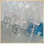 Copos com tampa e canudo Casamento - estampas de qualidade, ótimo acabamento, parede 2,5 mm, tampas de encaixe perfeito, 500 ml - kit 50 unidades