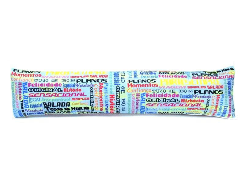 Almofada de Metro Personalizada Momentos para Sempre