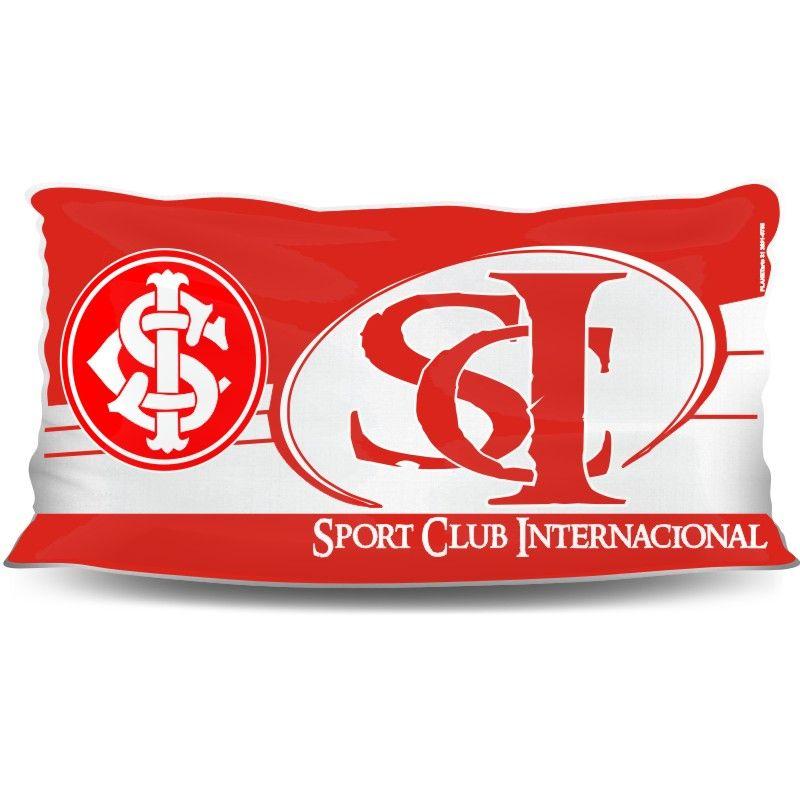 Almofada Palito Personalizada do Inter