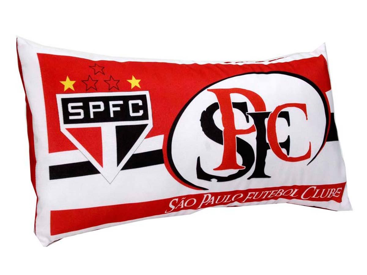 Almofada Palito Personalizada do São Paulo