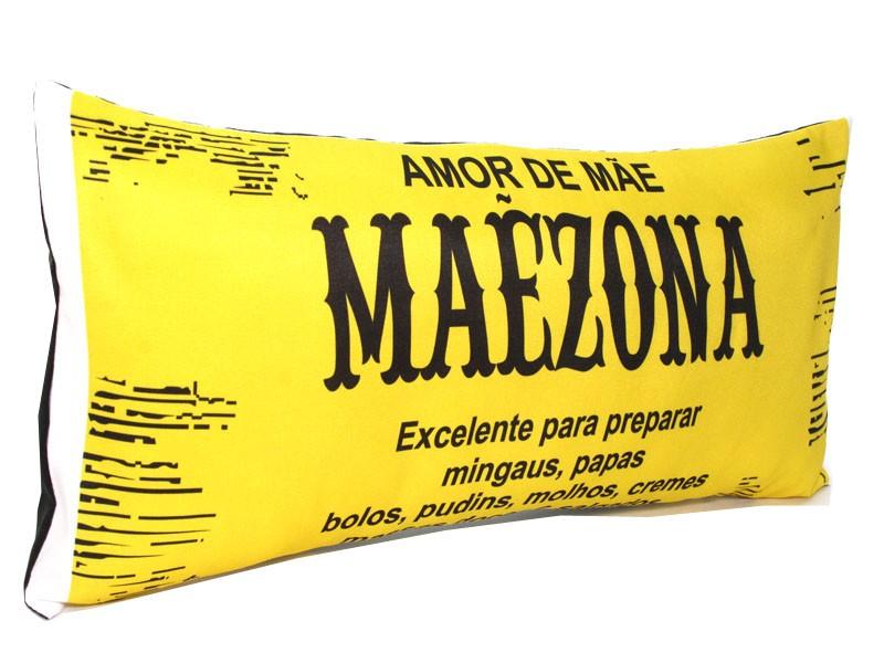 Almofada Palito Personalizada mamãe Mãezona