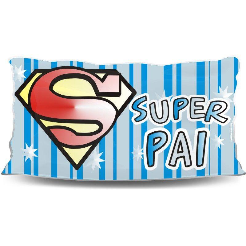 Almofada Palito Personalizada Super Pai