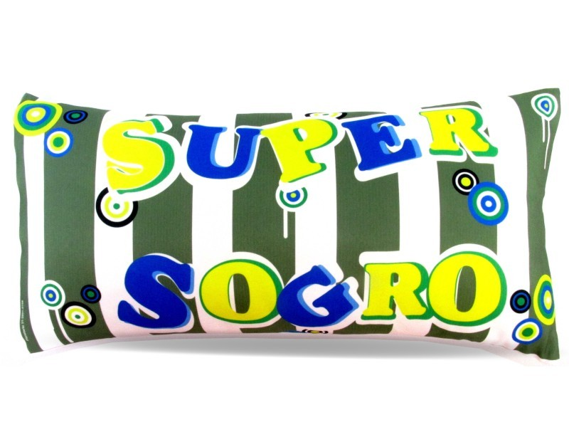 Almofada Palito Personalizada Super Sogro