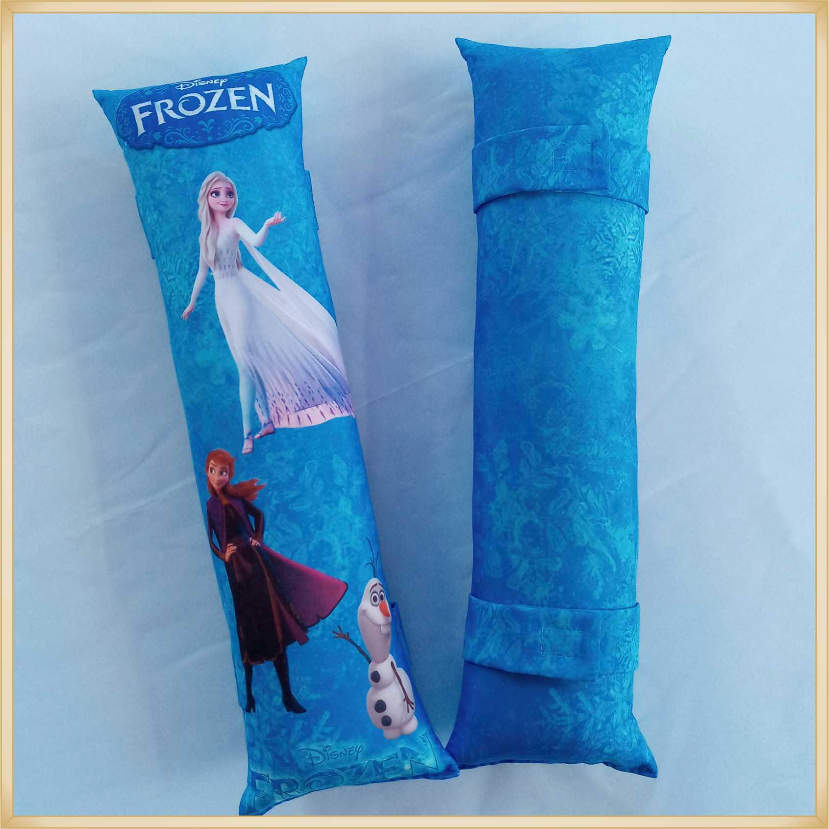 Almofada para Cinto de Segurança Personalizada - Frozen