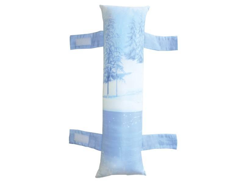 Almofada para Cinto de Segurança Personalizada - Frozen Olaf