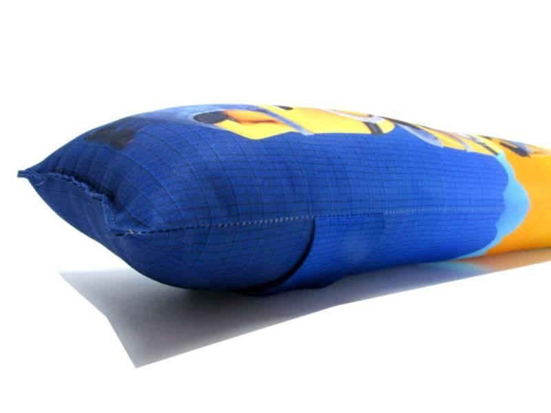 Almofada para Cinto de Segurança Personalizada - Minions 2