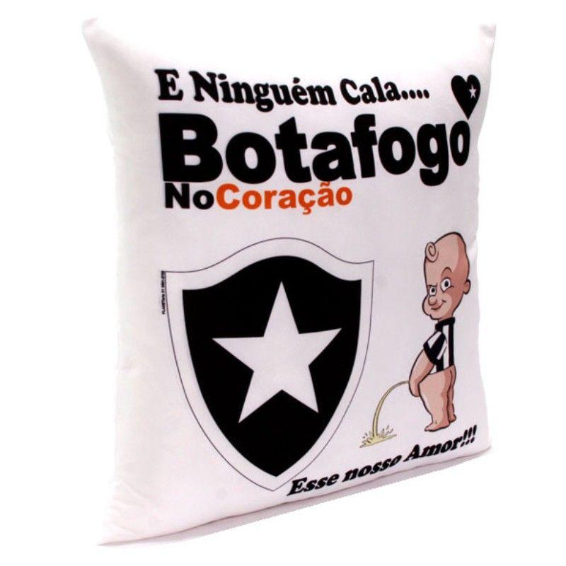 Almofada Quadrada Personalizada do Botafogo