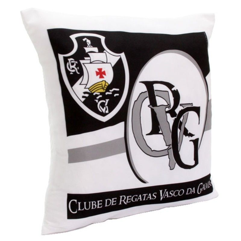 Almofada Quadrada Personalizada do Vasco da Gama