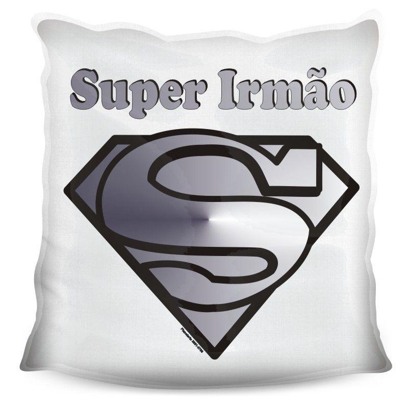 Almofada Quadrada Personalizada Super Irmão