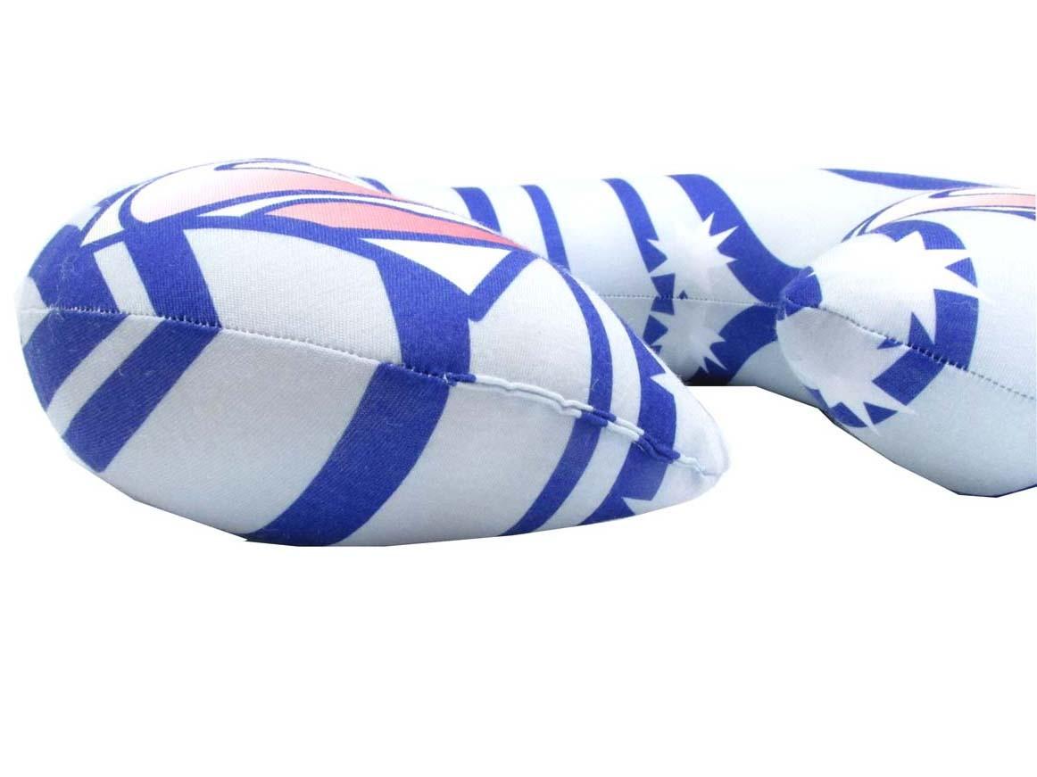 Almofadas de Pescoço Travesseiro para Viagem Amor Super Marido