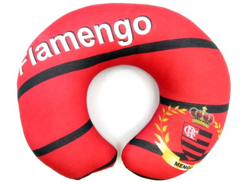 b6c084b86c Almofadas de Pescoço Travesseiro para Viagem do Flamengo - Planet Arte ...