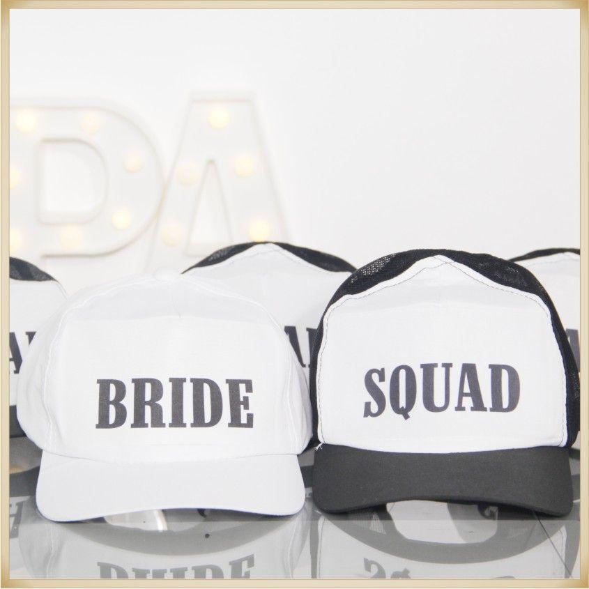 Bonés personalizados para festas despedidas de solteira - Kit com 10 unidades