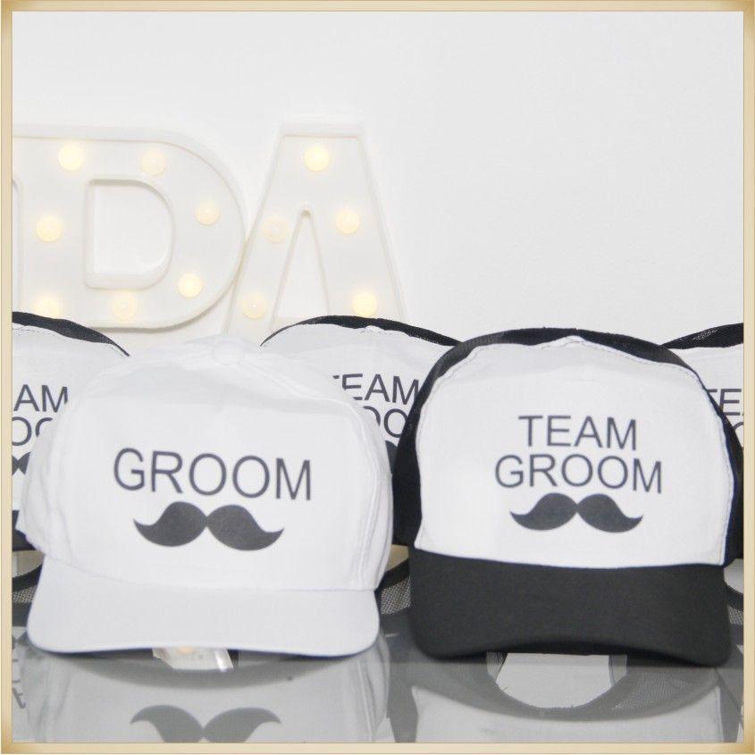 Bonés personalizados para festas despedidas de solteiro - chá de noivas - madrinhas - Kit com 100 unidades