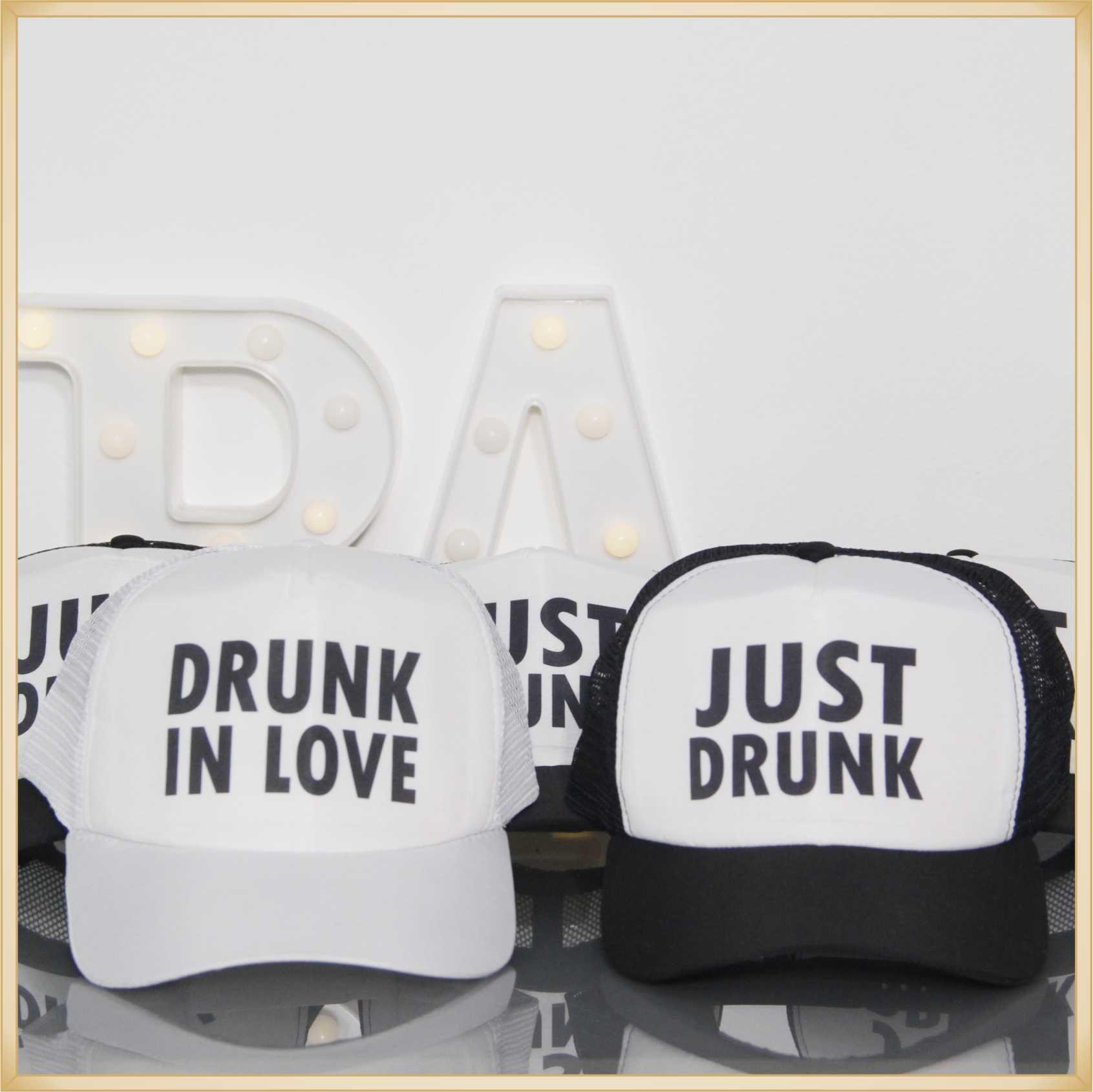 Bonés Personalizados para Festa Despedida de solteira, Chá de lingerie, Chá bar, Team Bride, Time da Noiva e Boné das Madrinhas.
