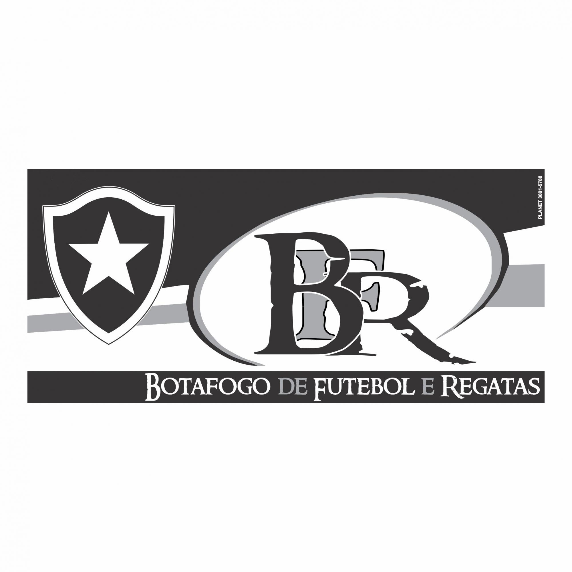 Caneca Botafogo Personalizada Porcelana
