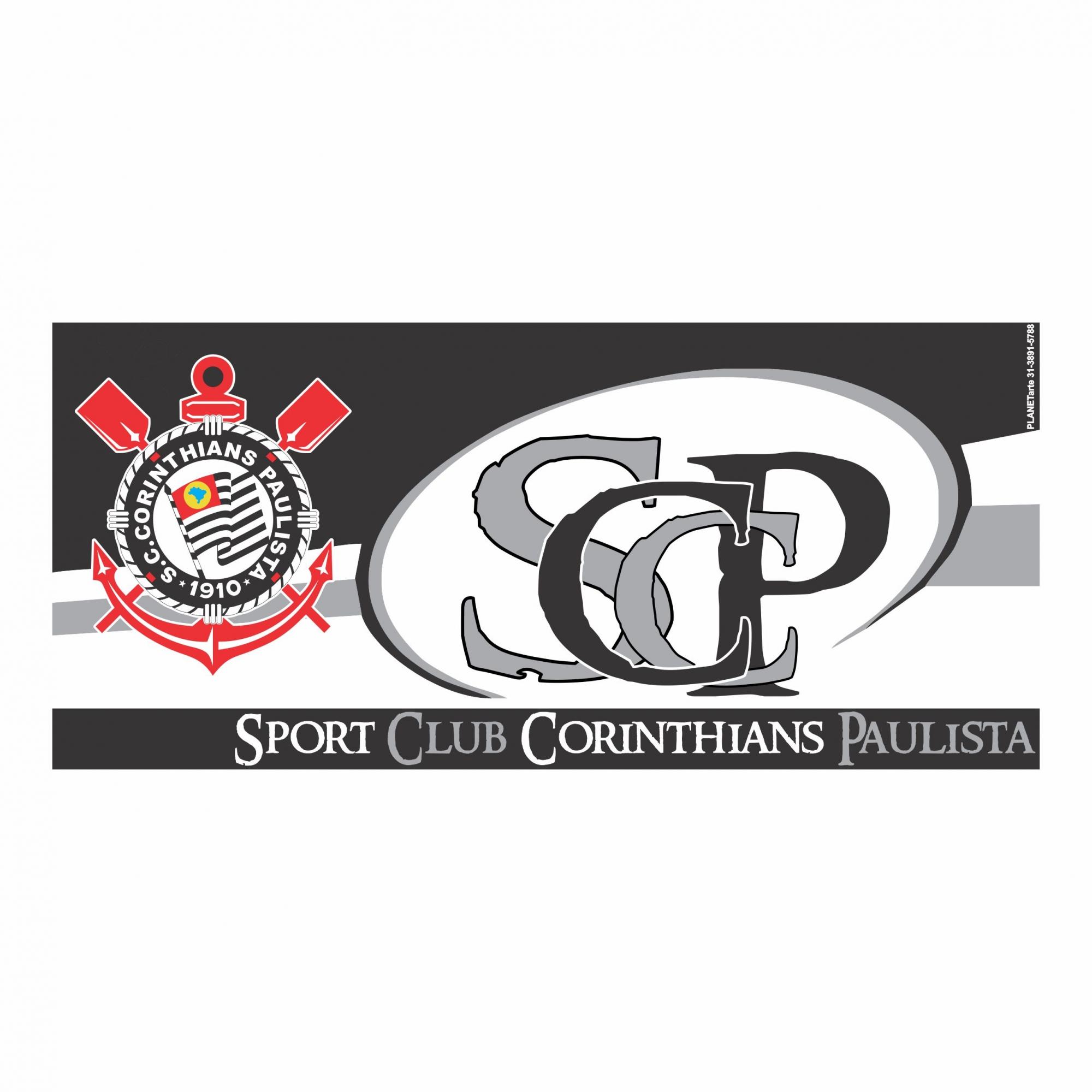 Caneca do Corinthians Personalizada porcelana