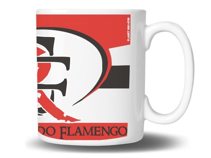 892c411c80 ... Caneca de Porcelana Personalizada do Flamengo - Planet Arte ...