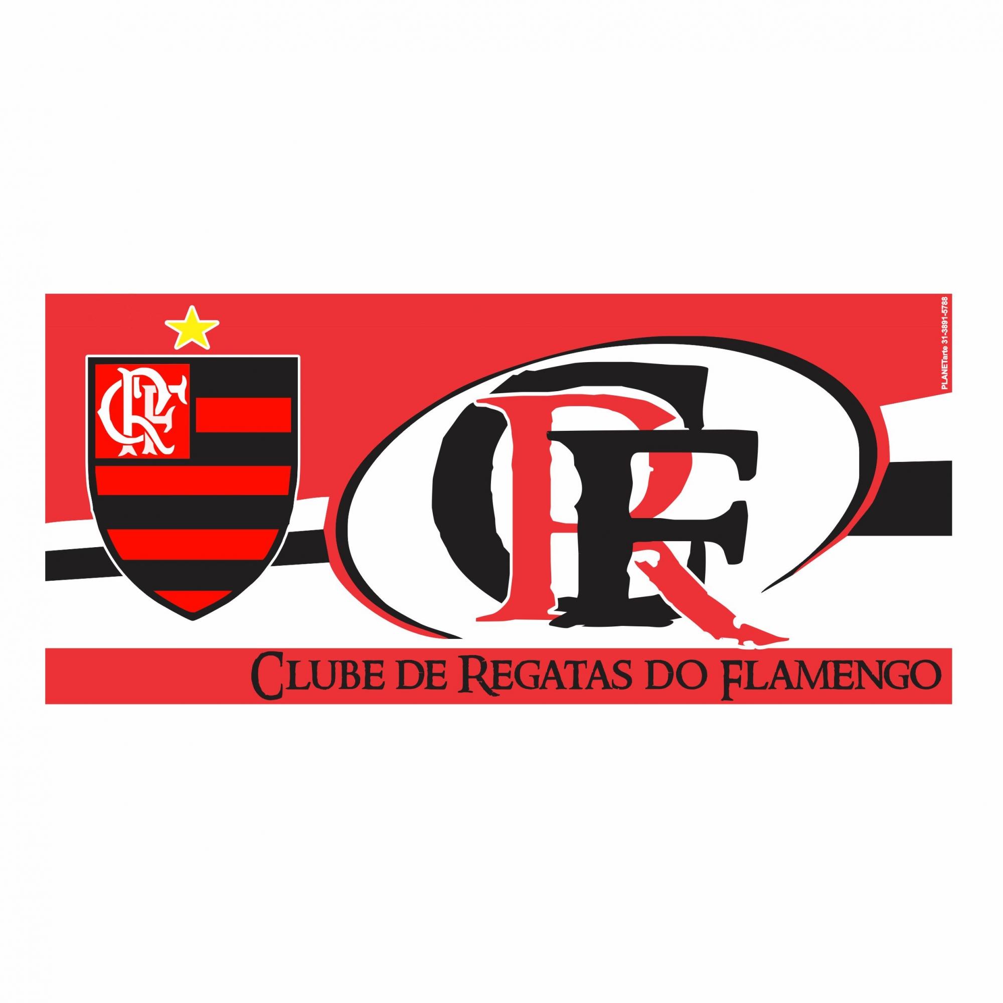 Canecas do Flamengo Personalizada de porcelana