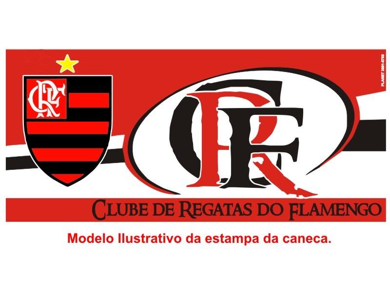 ... Caneca de Porcelana Personalizada do Flamengo - Planet Arte bb027f6bccce1