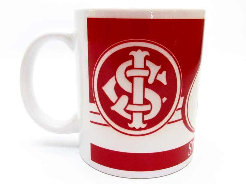 Caneca de Porcelana Personalizada do Inter