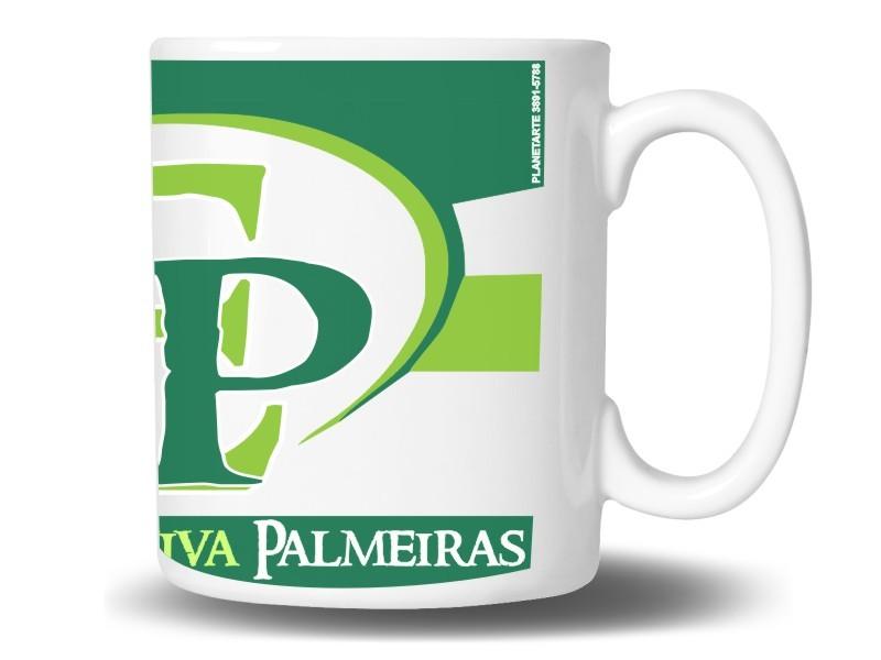 Caneca de Porcelana Personalizada do Palmeiras