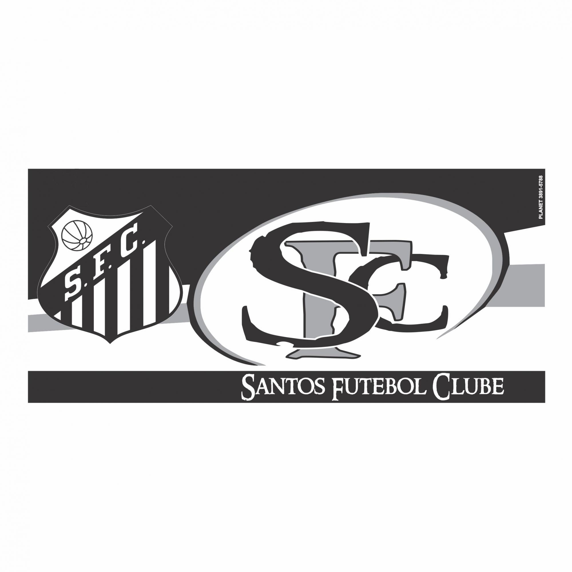 Caneca de Porcelana Personalizada do Santos
