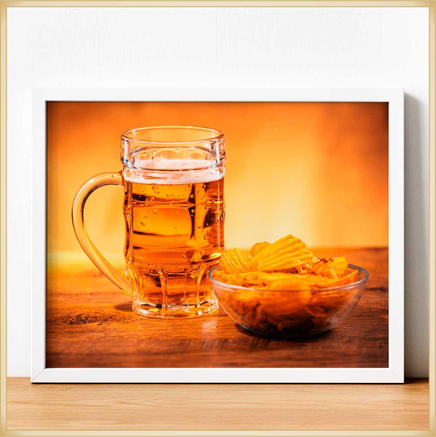 Quadros decorativos placas personalizadas Modelos Cerveja – Ótima qualidade, não risca, não desbota, acabamento perfeito, fixação com dupla face, Mdf 6 mm