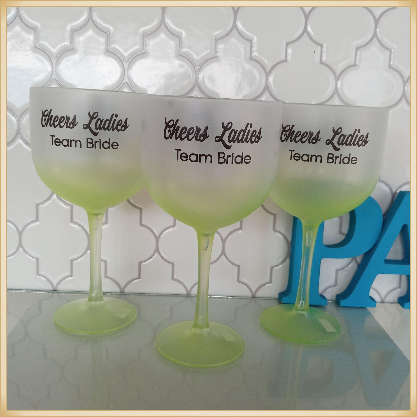 Taças de gin degradê personalizadas - alta qualidade, brilhante, ótimo acabamento, parede de 2,5mm, material atóxico, 580 ml - kit 15 unidades