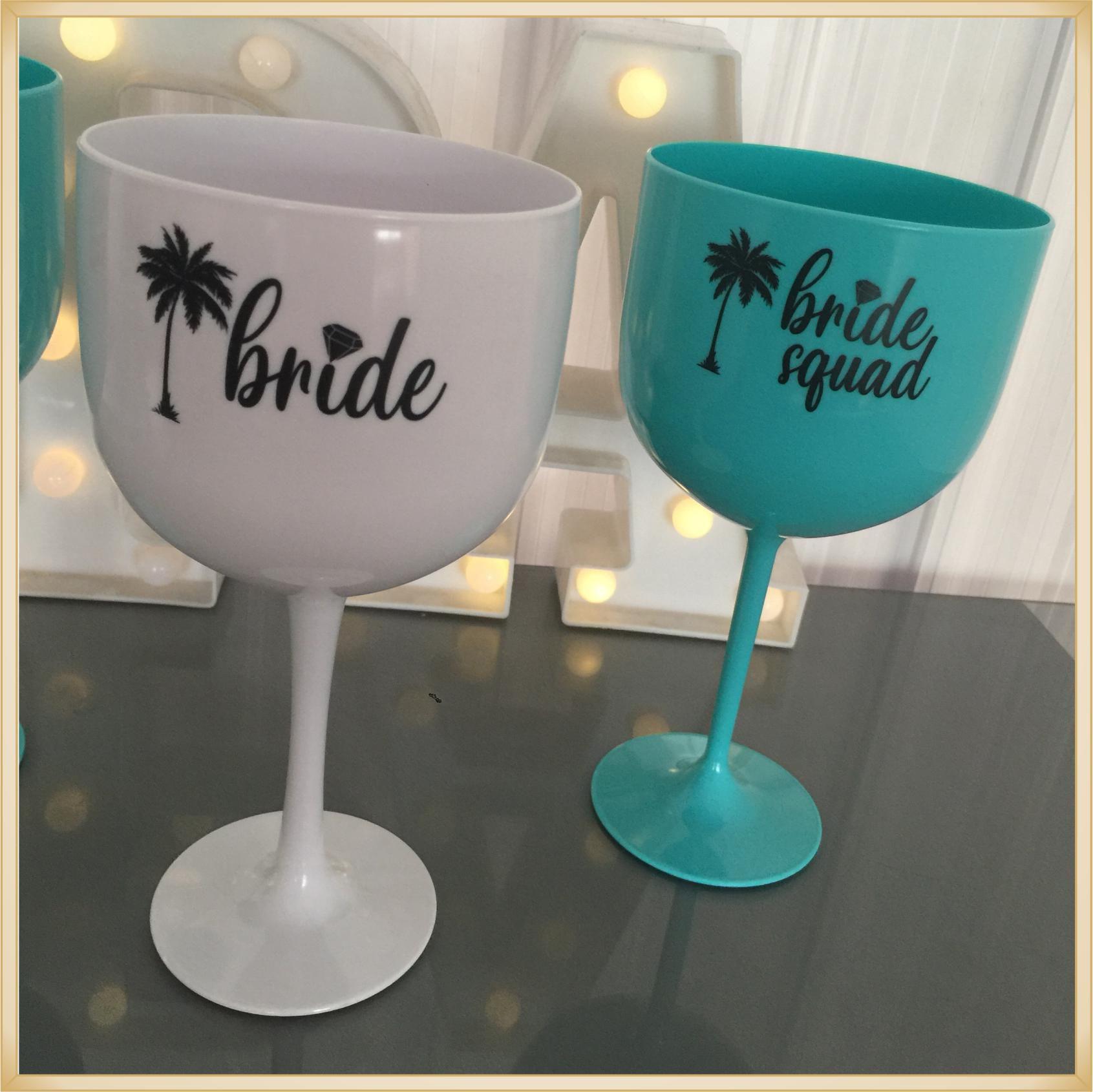 Taças de gin personalizadas Casamento - produto de alta qualidade, brilhante, ótimo acabamento, parede 2,5 mm, material atóxico, 580 ml. kit 15 unidades
