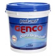 Cloro Pool Trat Granulado 10 Kg Genco