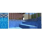 Piscina de Vinil 0,8mm 8,00 X 4,00 X 1,40