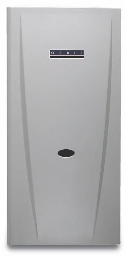 Aquecedor Caldeira de Apoio 27Kw 225CAB  - Piscina até 22.500L Orbis