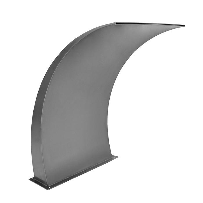 Cascata Aço Inox Wave Easy - Tech Inox