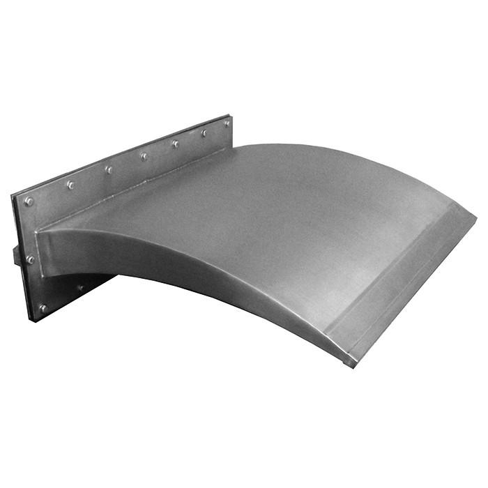Cascata Aço Inox Wave Wall - Tech Inox
